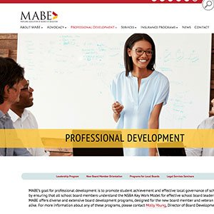 MABE website